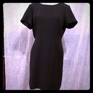Worthington Petite Size 12p Classic Black Dress